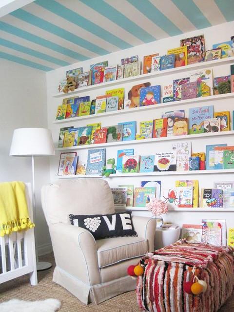 Scaffali E Librerie Per Bambini.Librerie Per Bambini Le Idee Piu Belle Labrocheuse