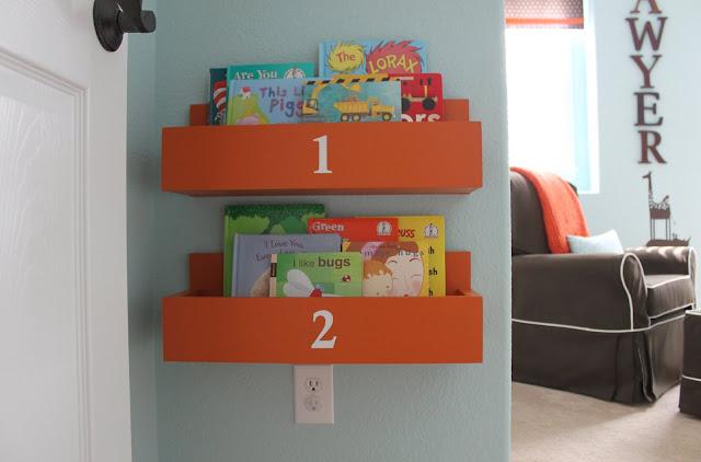 Scaffale Libreria Per Bambini : Libreria per bambini personalizzata tidy books legno naturale