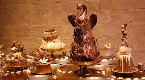 fenice cioccolata