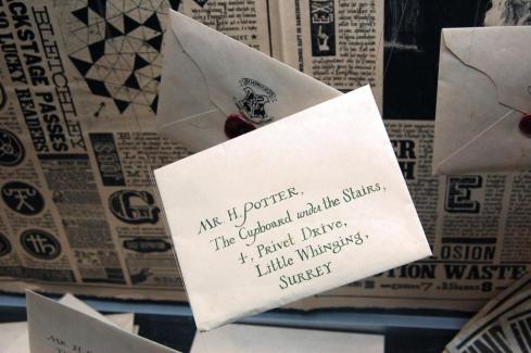 lettera potter