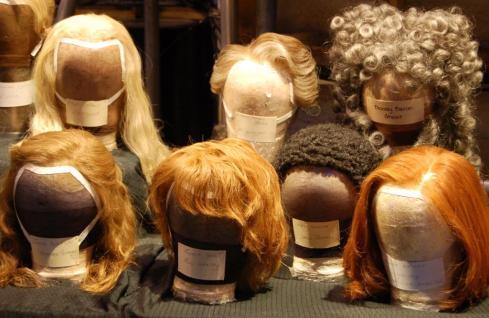 potter parrucche